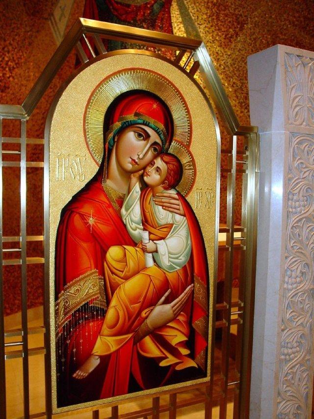 Icono de Nuestra Señora
