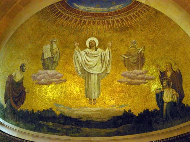 La Transfiguración - Monte Tabor