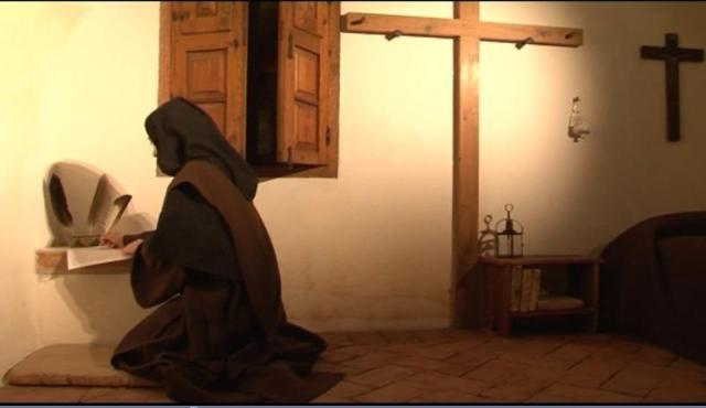 Unificación personal. Carmelita en su celda