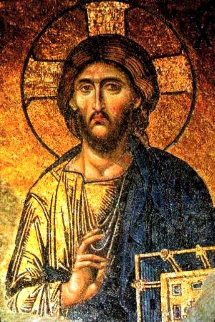 Icono de Jesucristo - Catedral de Santa Sofía